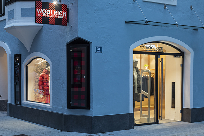 new arrival dce61 836ea Woolrich: Neuer Laden in Kitzbühel – FASHIONTODAY