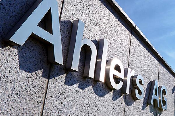 Ahlers AG im Plan