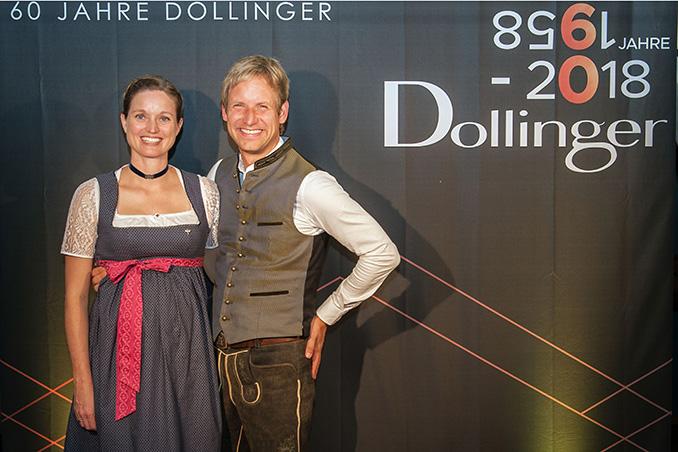 Dollinger übernimmt Moser