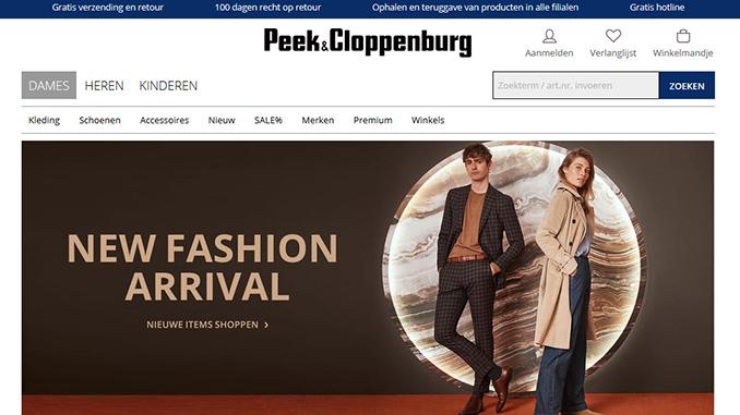 P&C startet Onlineshop in den Niederlanden