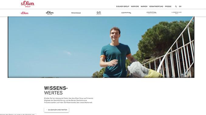 s.Oliver Group: SAP-Einführung ist durch