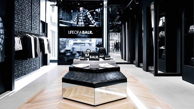 BALR.: erster Flagship-Store in Deutschland