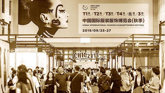 CHIC Shanghai verschoben