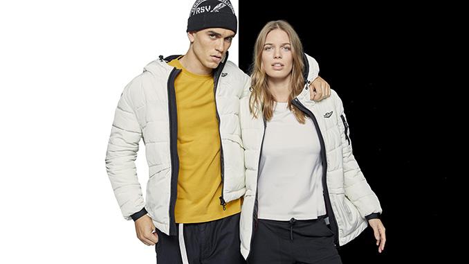 AERONAUTICA MILITARE führt Sportswear-Konzept fort