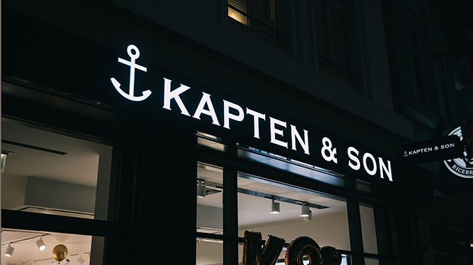 Kapten & Sonexpandiert