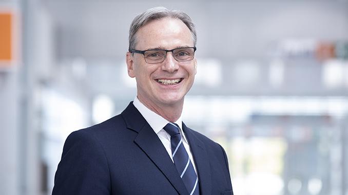 Messe Düsseldorf: Wolfram N. Diener wird neuer Chef