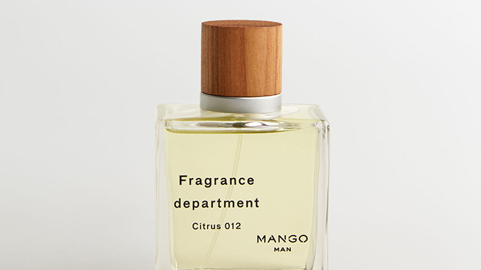 Mango bringt drei Herrendüfte