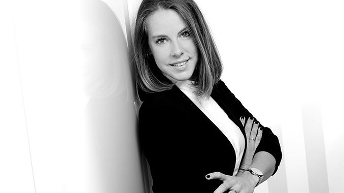 VAN LAACK: Caroline Lamparter ist Head of Marketing