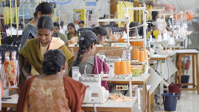 Fairtrade: erste Näherei zertifiziert