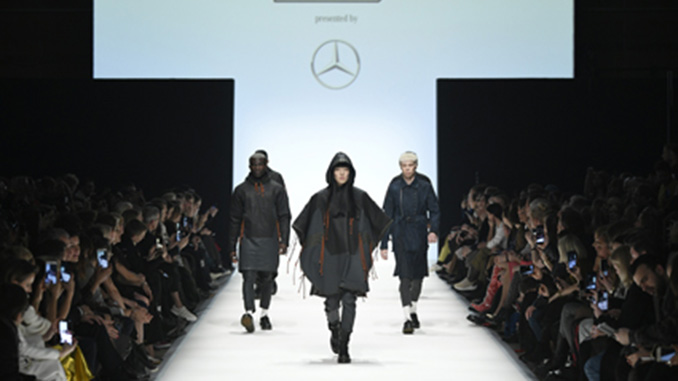 Mercedes-Benz Fashion Week Berlin: This Time for Africa
