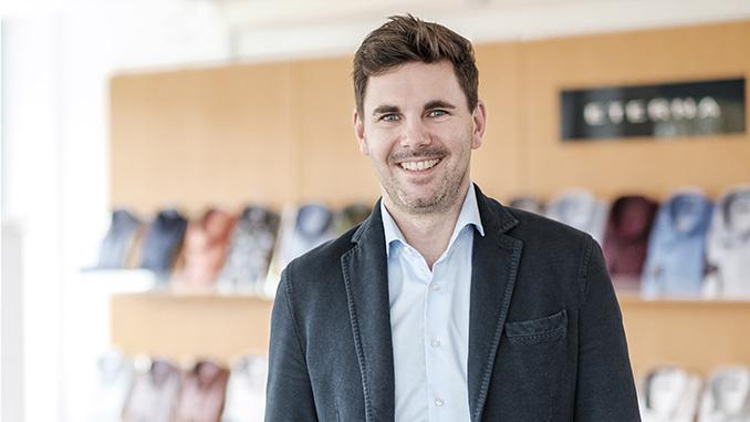ETERNA: Maximilian Engel ist neuer Head of Sales International