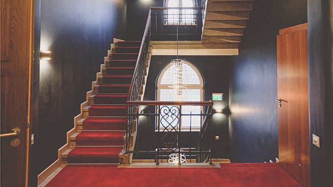 van LAACK: Palace St. George Hotel eröffnet