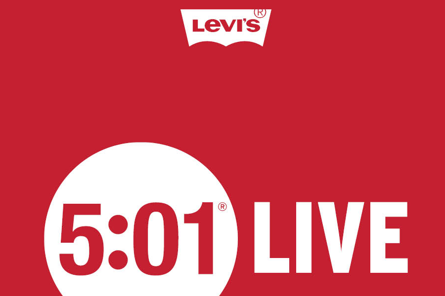 Levi's®: 5:01 LIVE