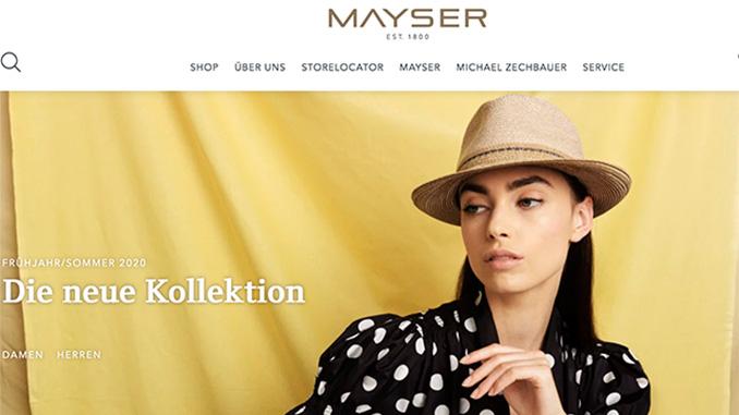 MAYSER produziert Mundschutz-Masken