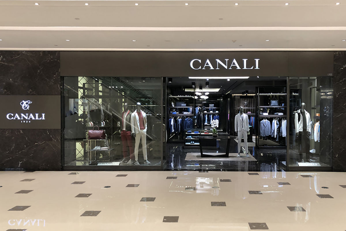 Canali expandiert in China