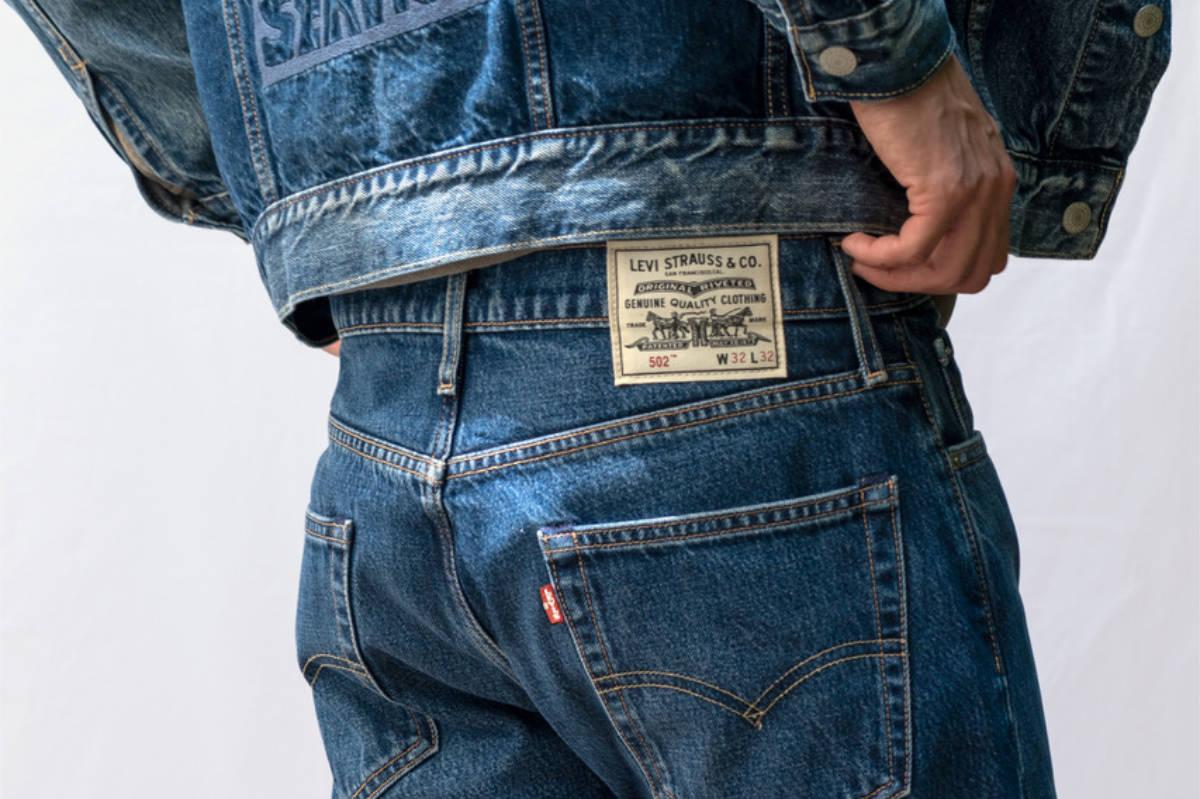 Levi's® bringt zirkuläre Hose