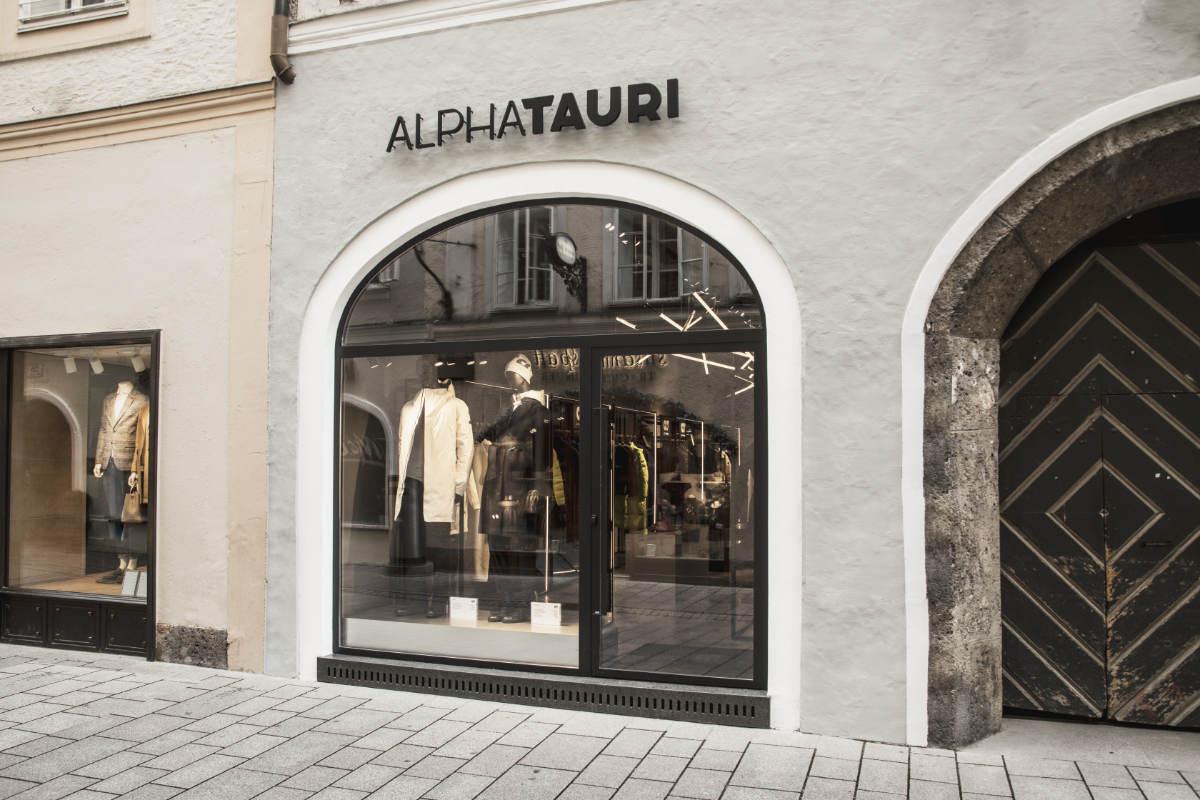 AlphaTauri: Neuer Store in Salzburg