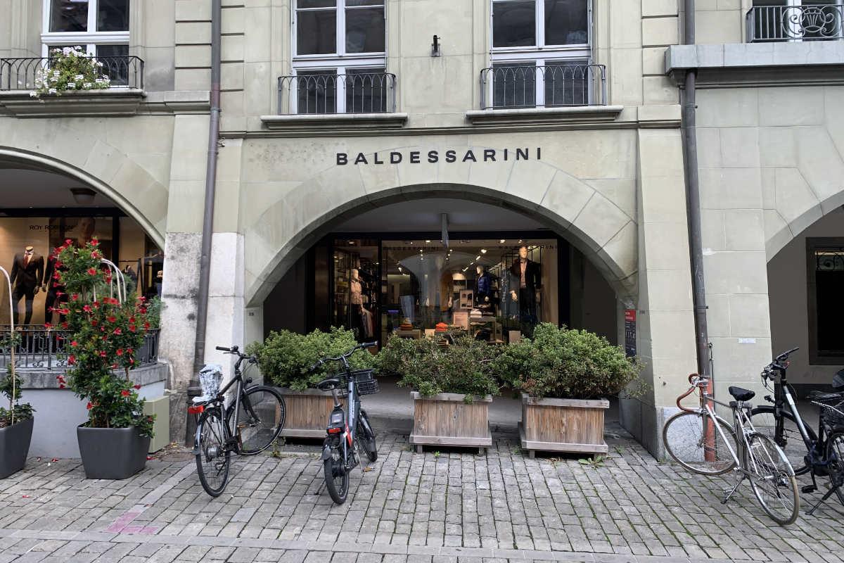 BALDESSARINI: Expansion im Retail