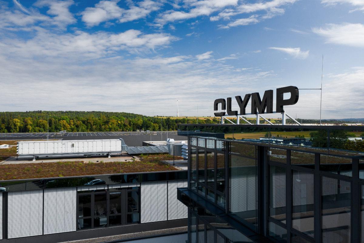 OLYMP bleibt klimaneutral