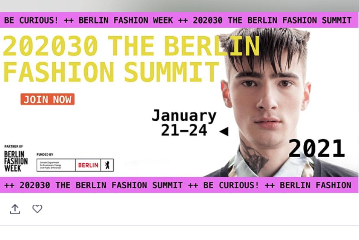 202030 – The Berlin Fashion Summit nennt Inhalte