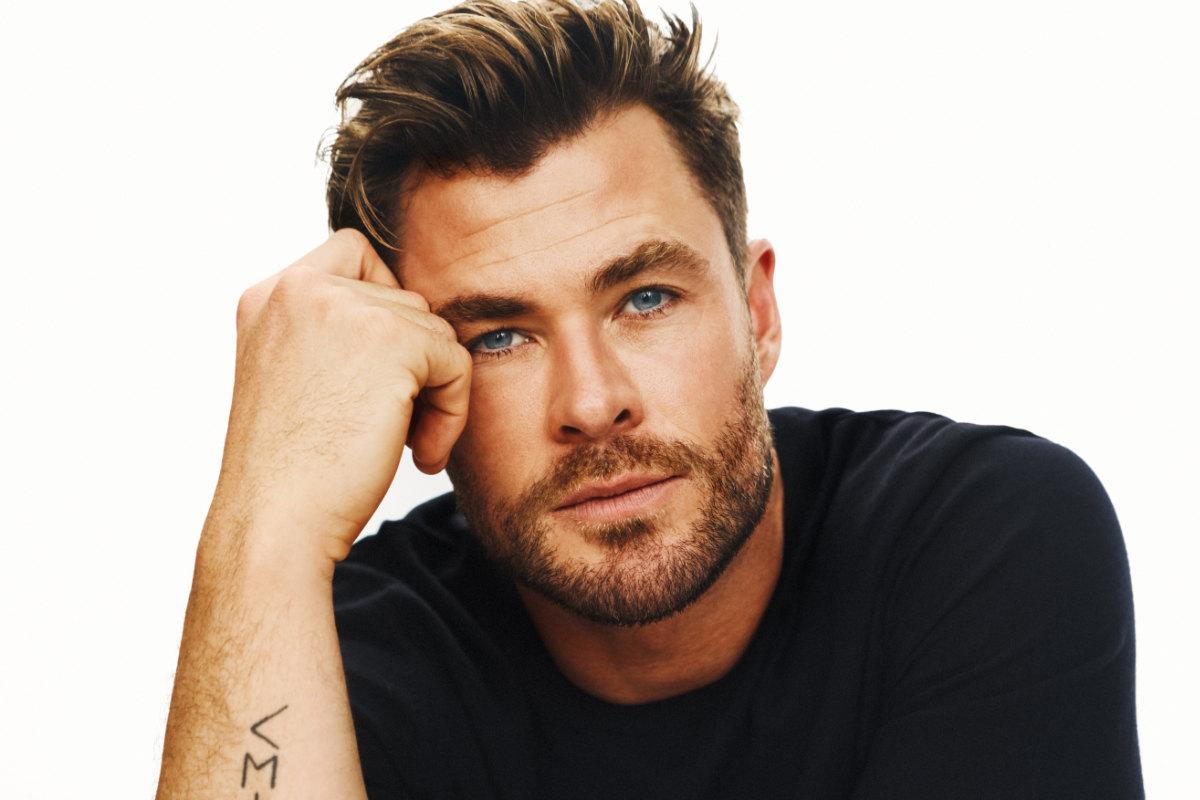 HUGO BOSS: Chris Hemsworth ist Markenbotschafter für BOSS