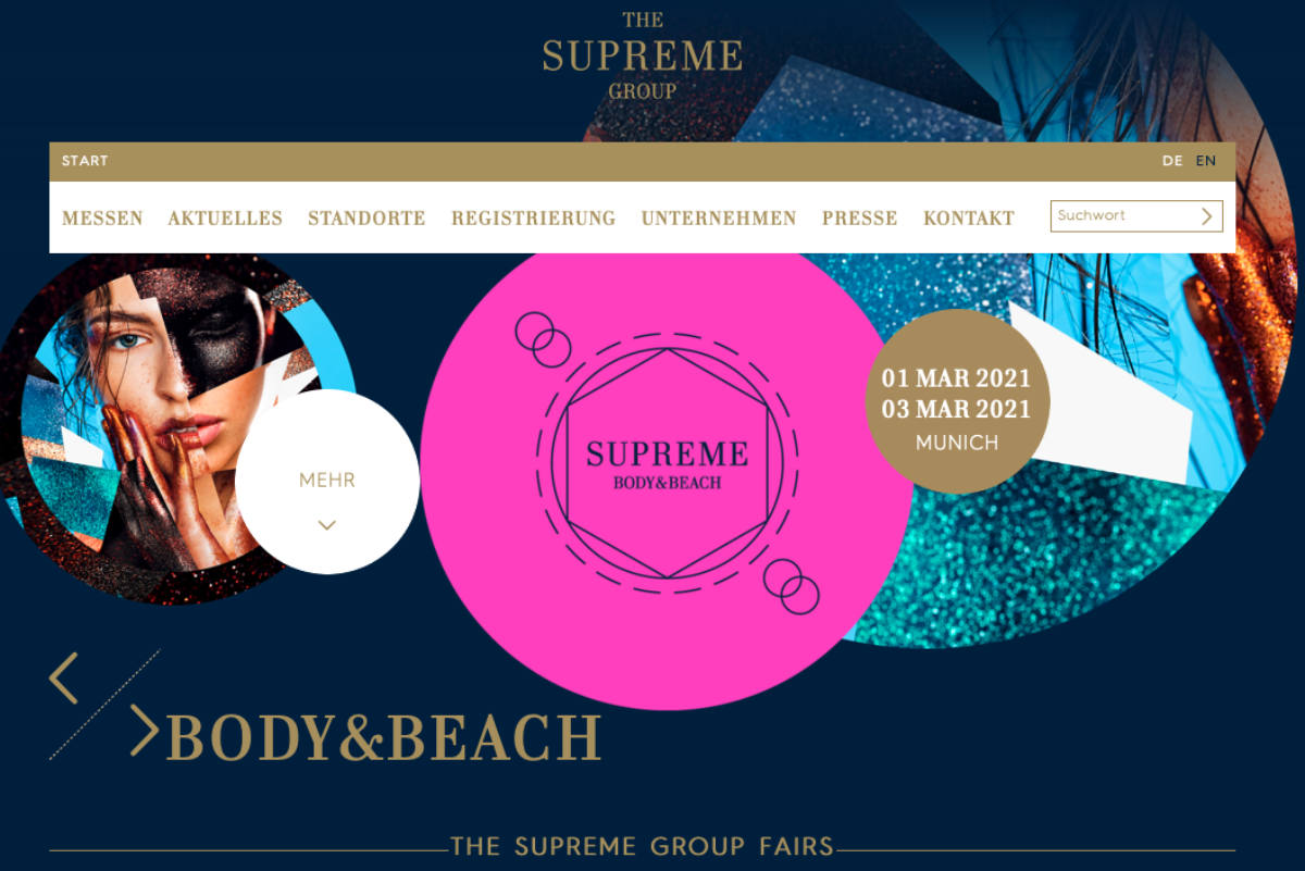 Supreme Group: Auch Kids und Body&Beach gestoppt