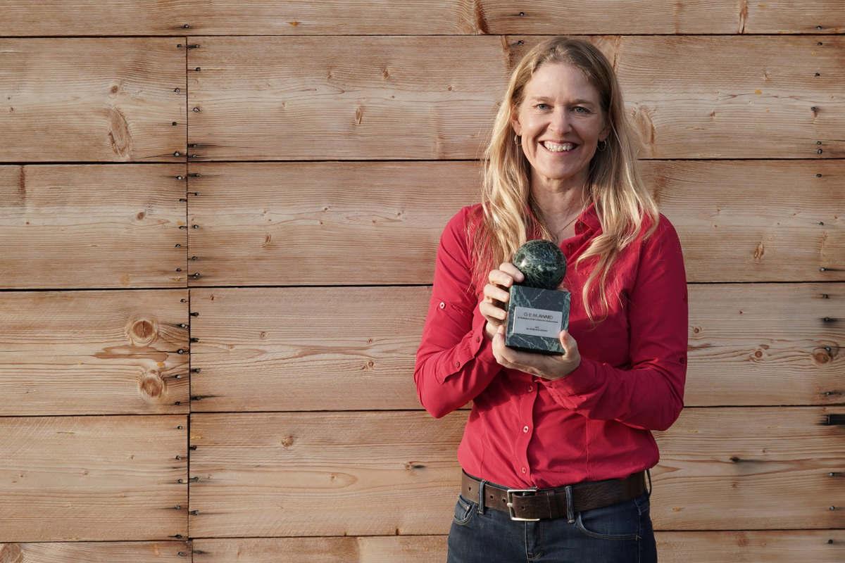 VAUDE-Chefin erhält den GEM Award 2021