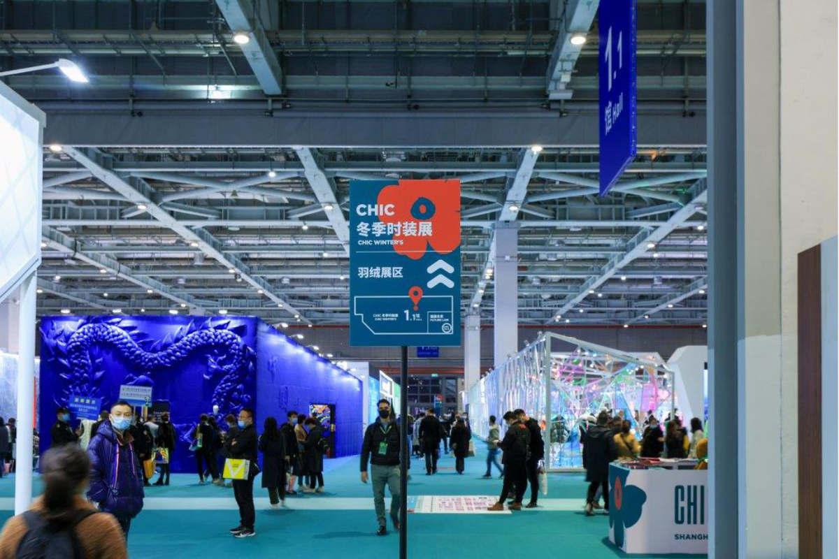 CHIC Shanghai meldet gute Resonanz