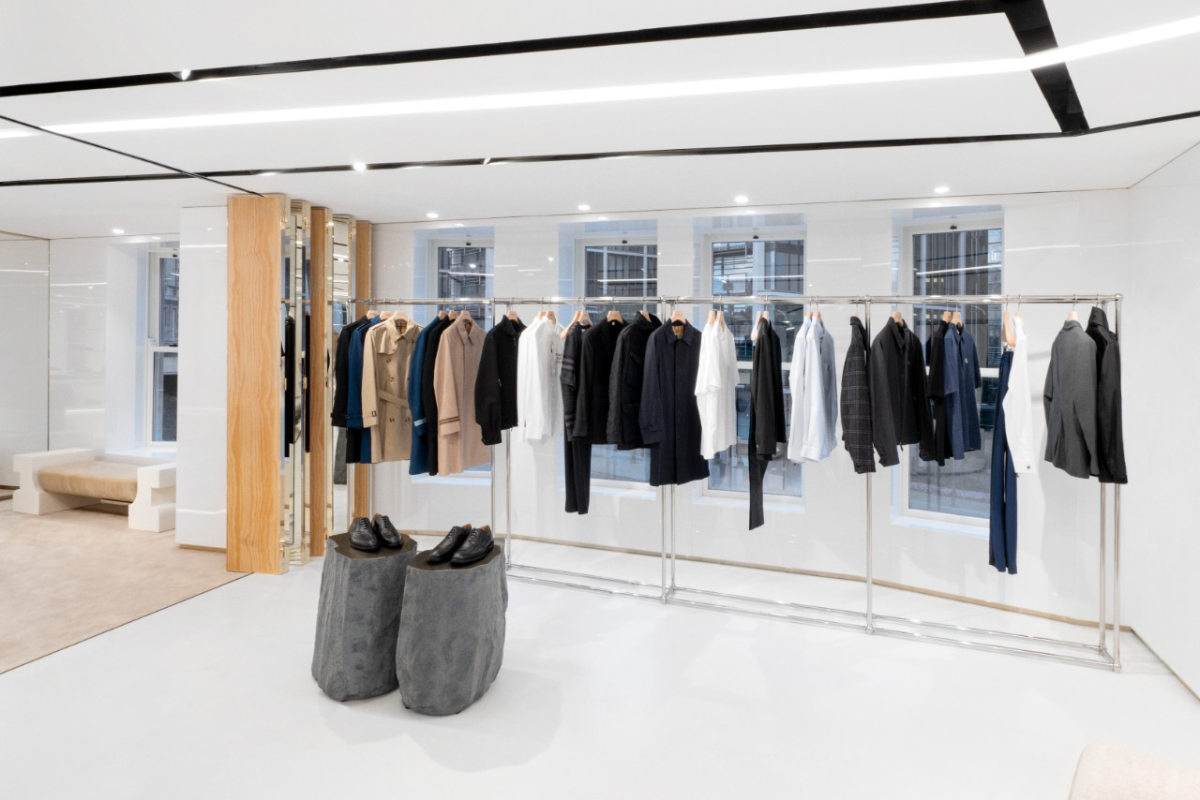 Burberry: Neuer Flagship Store in London