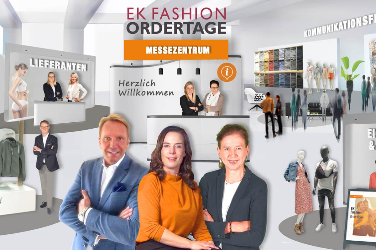 EK Fashion Ordertage FS 2022