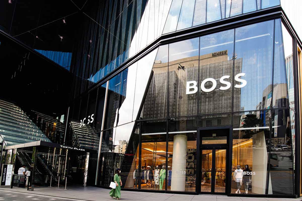 HUGO BOSS AG: größte Social-First-Veranstaltung