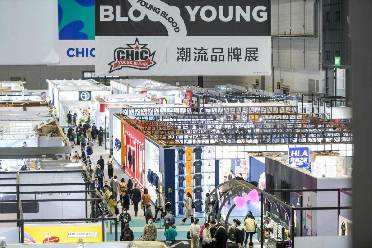 CHIC Shanghai zeigt 487 Marken