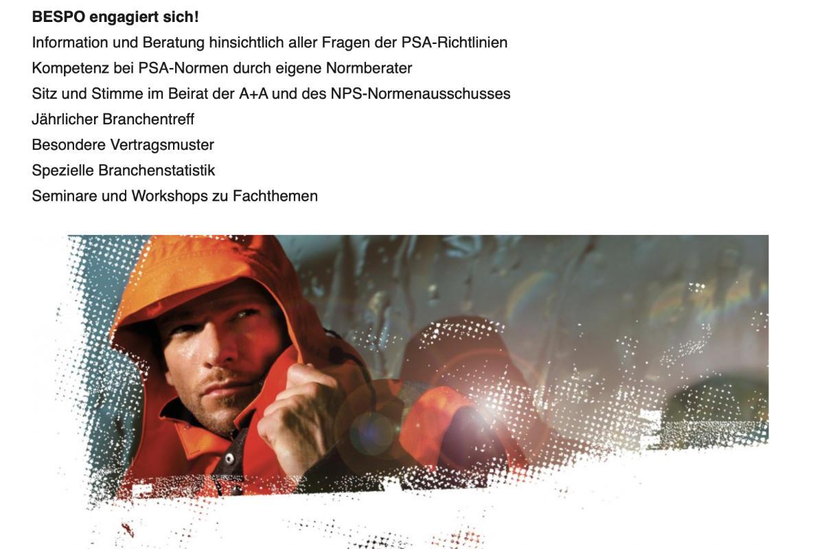 GermanFashion: BESPO Gruppe wählt Vorstand