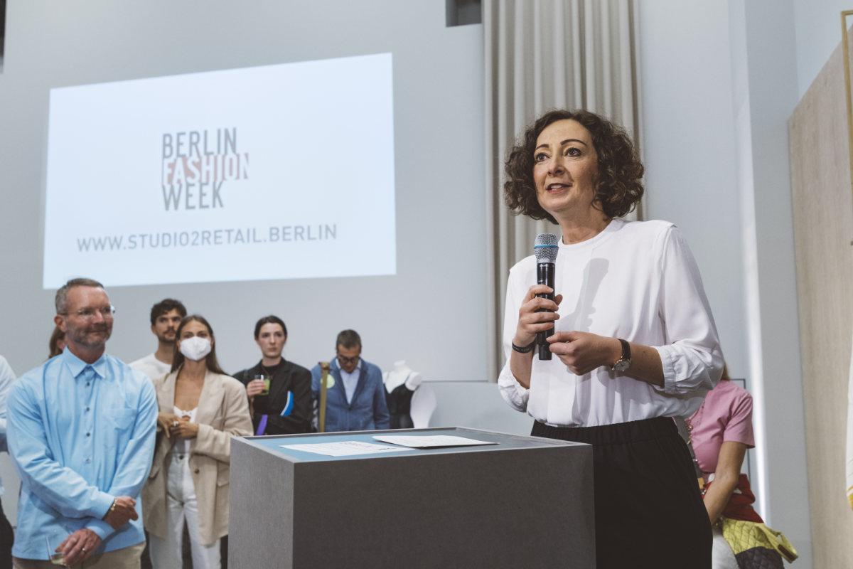 Pop eröffnet Berlin Fashion Week
