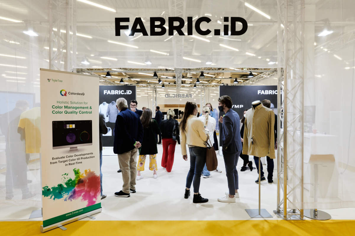 Munich Fabric Start Exhibitions launcht FABRIC.iD LAUNCH