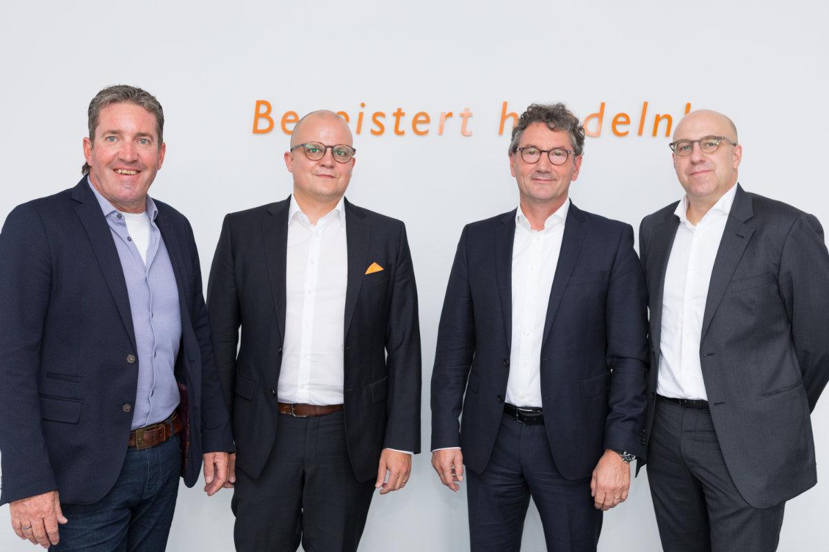 EK/servicegroup baut Vorstand um