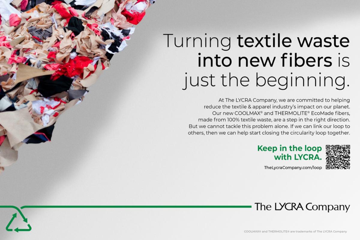 The LYCRA Company: neue Kampagne