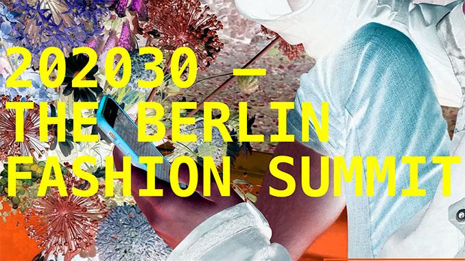 202030 – The Berlin Fashion Summit: guter Tag 1