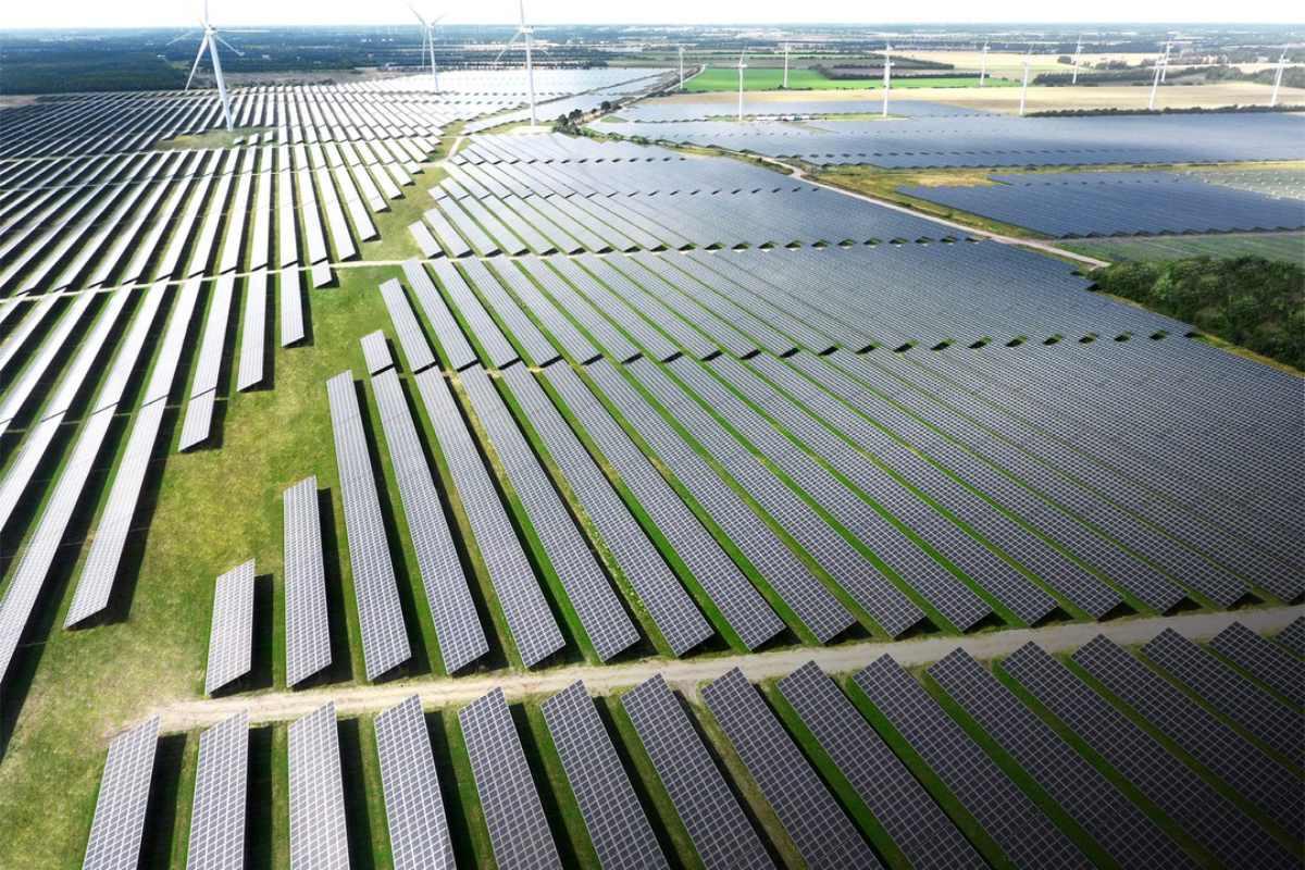Bestseller: Mutterkonzern baut Solarpark
